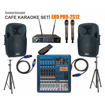 Cafe Karaoke Seti