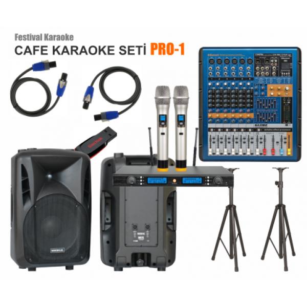 Karaoke Cafe Sistemi