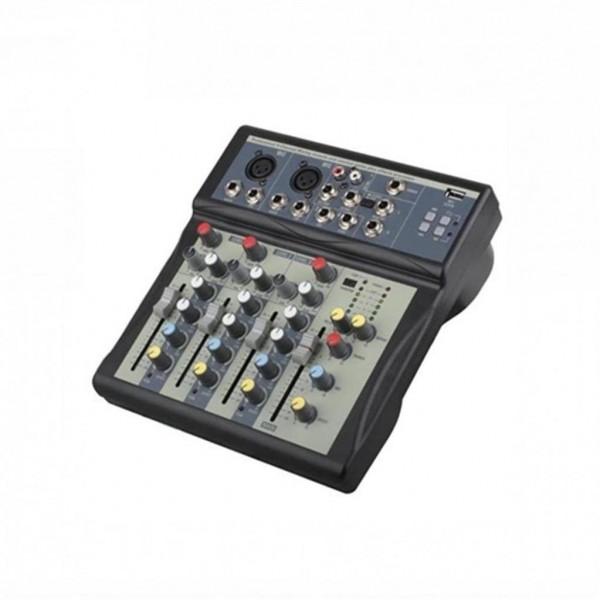 Spekon Ec-21U Karaoke ve Stüdyo Mikser