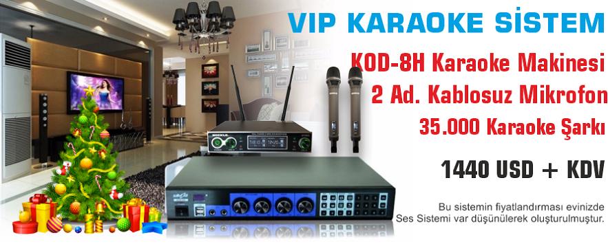 Vip Karaoke Sistem